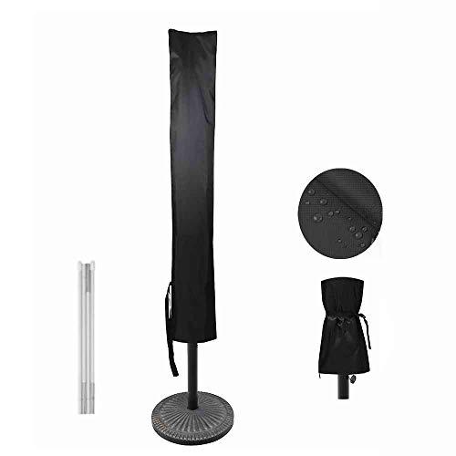 Garden Balsam Umbrella Cover for 6FT to 9 FT Patio Umbrellas, Waterproof and Durable Market Umbrella...