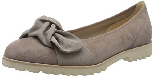 Gabor Shoes Gabor Casual, Ballerines Femme, Multicolore (Dark-Nude 14), 42 EU