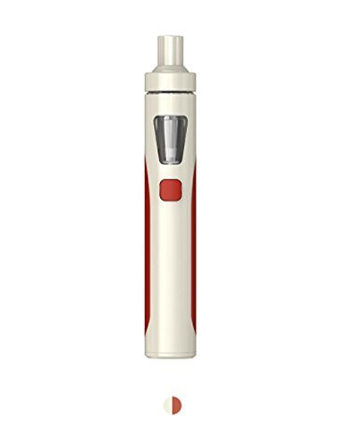 (ジョイテック) Joyetech イーゴ エーアイオー eGo AIO 電子たばこ 手のひらサイズ スターター (ホワイト/レッド)