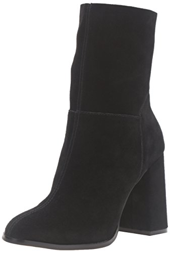 Chinese Laundry Women's Classic Boot, Black Suede, 5.5 M US