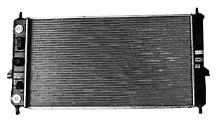 07 cobalt radiator - 1