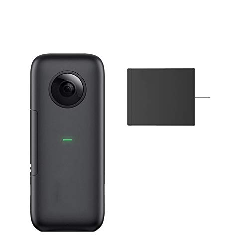 ZYJANO Action Camera Sport Action Camera 5.7K Video VR 360 voor iPhone en Android