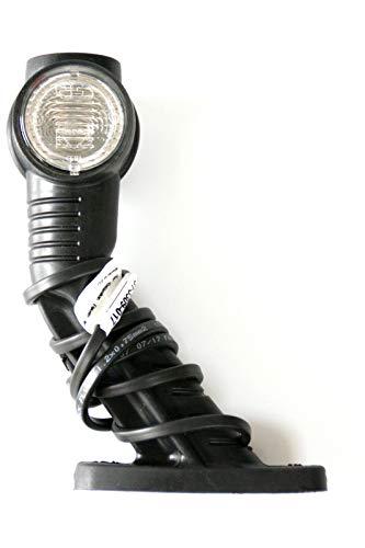Aspöck LED Umrissleuchte Begrenzungsleuchte links mit 86cm Kabel