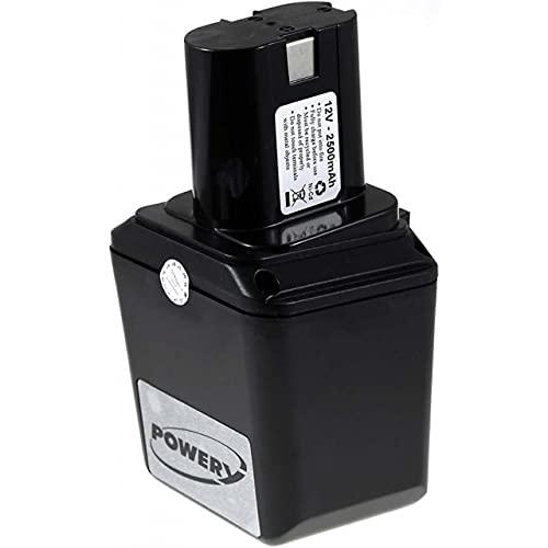 Batería para Bosch Modelo 2607335158 NiMH Knolle