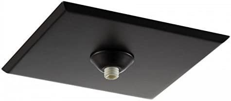 Wac Lighting Qmp 1sq Tr Db Surface Mount Canopy Metal For Quick Connect Pendants Fixtures Home Improvement