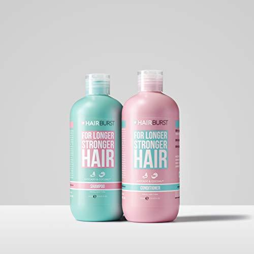 Hair Growth Shampoo & Conditioner Set For Women - Best Vegan Shampoo for...