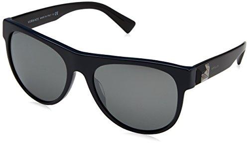 Versace 0Ve4346 Gafas de sol, Blue, 57 para Hombre