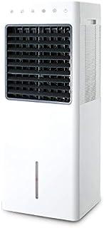 HUIDANGJIA Aire Acondicionado, climatizador portatil Frio Calor,Enfriador de Aire, 144W, 760m³ / H,3 velocidades,Libera Negativos Iones,desinfección y esterilización,9L Reserva de Agua,ontrol Remoto