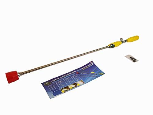 Wonderland Peekay Heavy Horn Spray Gun- 2.5 feet Bike/car/Gardening/Garden Tool/Tool/Tools/Garden Accessories