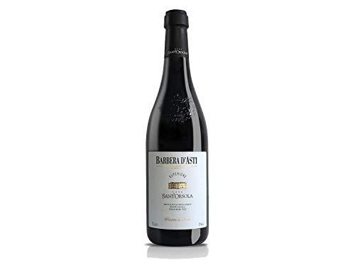 Sant'Orsola Barbera D'Asti D.O.C.G. Superiore - Vino Rosso - 1 X 750 ml