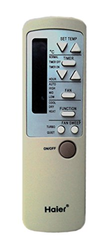 Telecomando condizionatore Haier, Ferroli, Fer Kendo ed altri YR-HR1 funziona con climatizzatore - pompa di calore