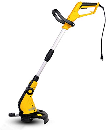 For Sale! JXH 450W Garden Strimmers Cordless Lawn Mowers,Chargeable Grass Edger Cutter Telescopic El...