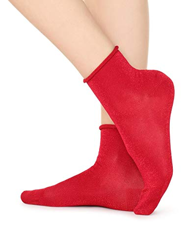 Calzedonia Damen Kurze Socken mit Mustern