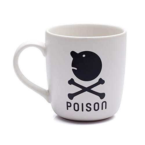 Mok Mr. P ''Poison'' | Mok | Kantoorbeker | Pott | Beker | Koffiemok | Cacaomok | Decoratieve beker | Theekop | Cacaobeker | Keuken | MUG | Prijs op Stiel®