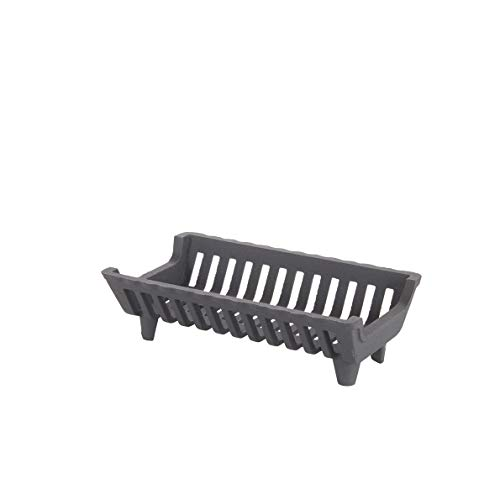 Best Prices! HY-C Liberty Foundry G16-BX Fire Grate, 15 W x 9 D x 5 H, Black