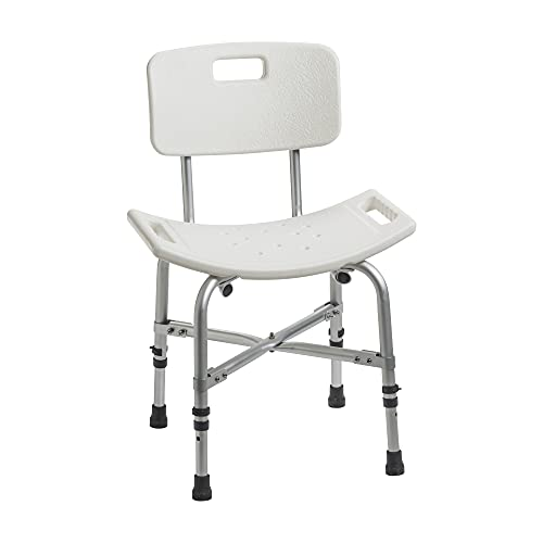 Drive Medical Heavy Duty Bariatric Plastic Seat