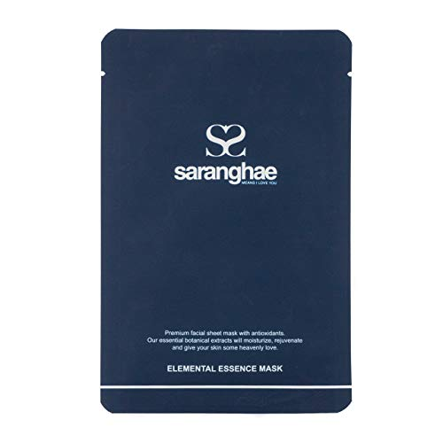 Saranghae Elemental Essence Sheet Masks