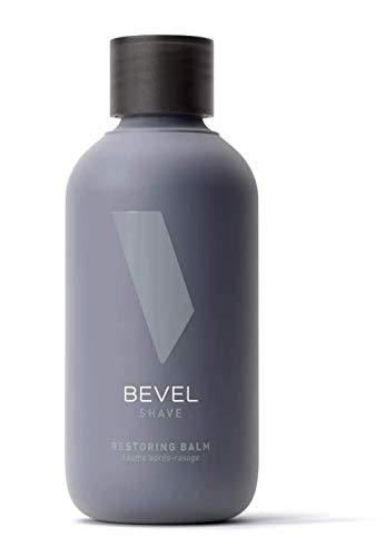 After Shave Balm for Men by Bevel - Restoring Beard Care, Alcohol-Free, with Tea Tree Oil, Helps...