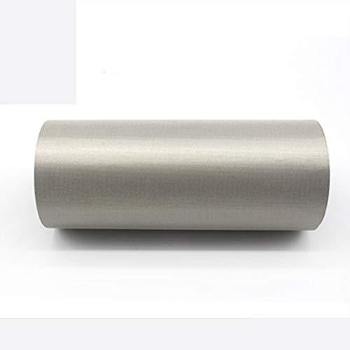 Gxrzyclh 1.1m Breite Shielded Futterstoff, Blocking Radiowave/Microwave Shielding Fabric Stretch und Knitting Faraday zur Abschirmung Vorhang, strahlungsfeste Handytasche,Grau,2m