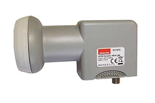 LNB dCSS+Quad SCR Emme Esse 80190S