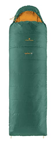 Ferrino Lightec Sac de Couchage Unisexe pour Adulte Vert 215 x 75 cm