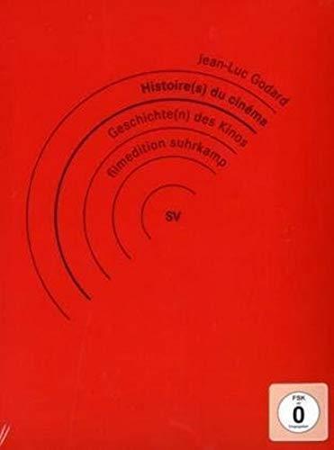 Jean-Luc Godard - Geschichte(n) des Kinos [2 DVDs]