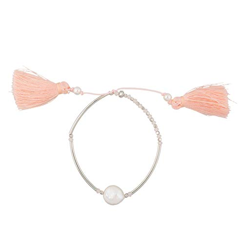 Armband Farbe: Silber, Material: Kunststoff / Zink,