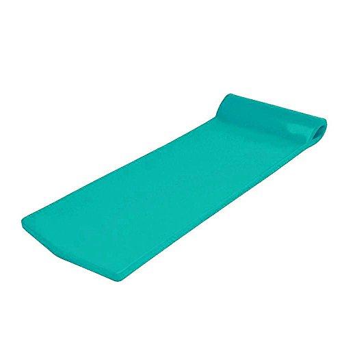 California Sun Deluxe Over-Sized Unsinkable Foam Cushion Pool Float (Ocean Blue)