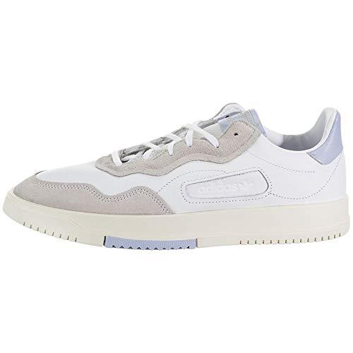 adidas Men's SC Premiere Footwear White/Footwear White/Periwinkle 11 D US