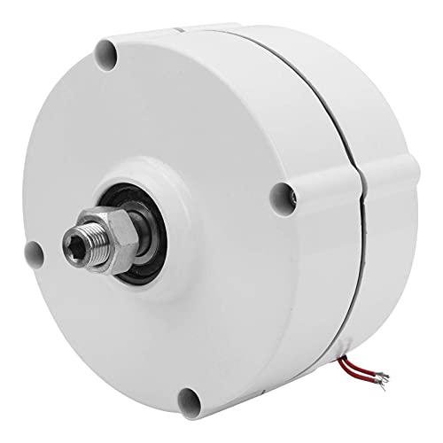 Generador de Imán Permanente Trifásico Alternador Eléctrico de Imán Permanente CA AVAN-400w Suministros Industriales(Without Rectifier 24V)