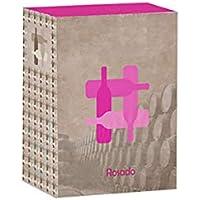 Cuatro Rayas Bag in Box Vino Rosado - 5000 ml