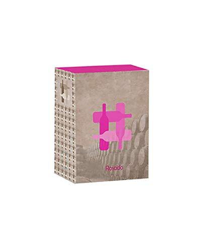 Cuatro Rayas Bag in Box Vino Rosado - 5000 ml