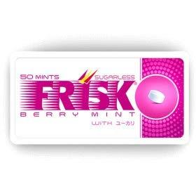 クラシエ フリスク(FRISK)50粒 ベリーミント12個×3箱(計36個)セット
