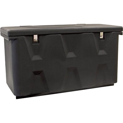 RomoTech All-Purpose Poly Tailgate Cargo Chest - 17 Cu. Ft, 300-Lb. Capacity, Model# 82123385F