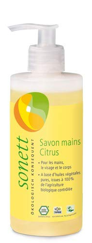 Sonett Savon Mains Citrus - 300ml