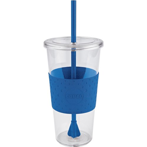 Copco Sierra Tumbler, Pack of 1, Royal Blue