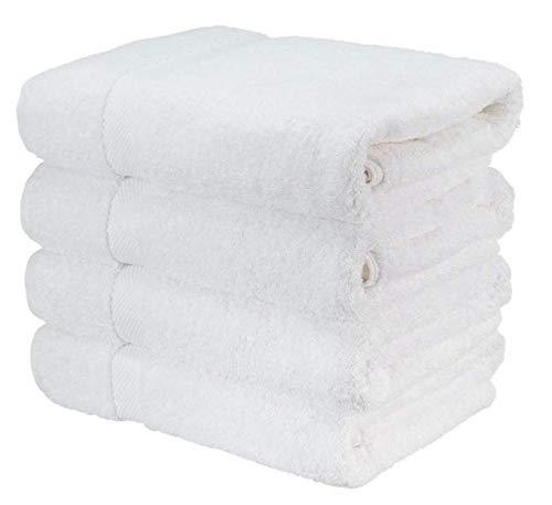 99% katoen, strandhanddoek set 2 Pack 27 x 54, super zachte handdoeken