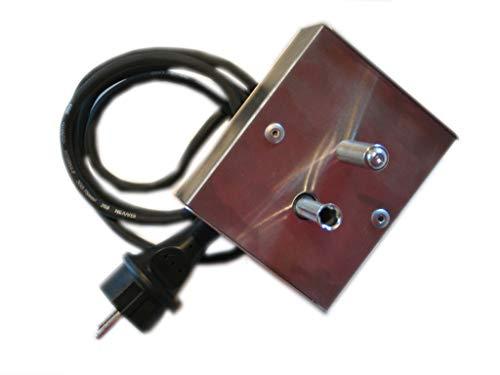 Schneider Grillgeräte 10 kg / 230 Volt 41a silber/edelstahl