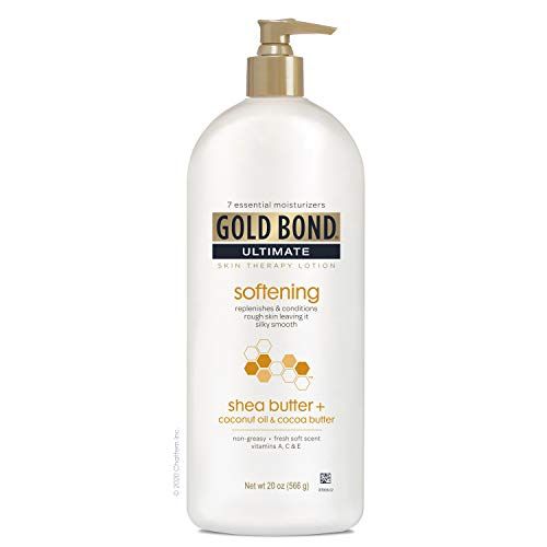 Gold Bond Gold Bond Ultimate Softening Skin Therapy Lotion With Shea Butter - 20 Oz