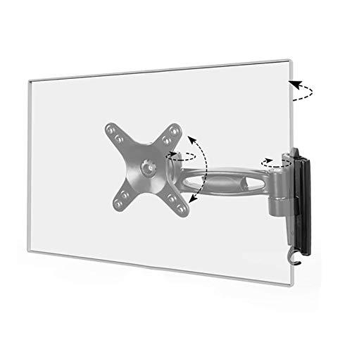 SOAR TV bracket Stand TV Stand Table Screen Bracket Long Arm Rotating Telescopic Bracket, Aluminum Alloy TV Hanger, Safe And Stylish Display Bracket
