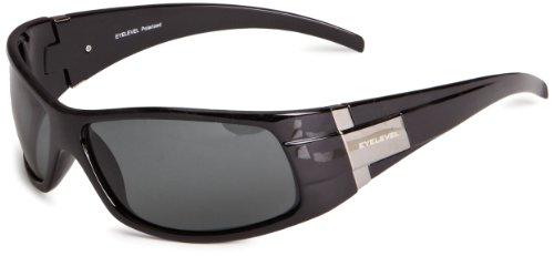 Eyelevel Bermuda - Gafas de sol polarizadas para hombre, color negro/gris, talla única