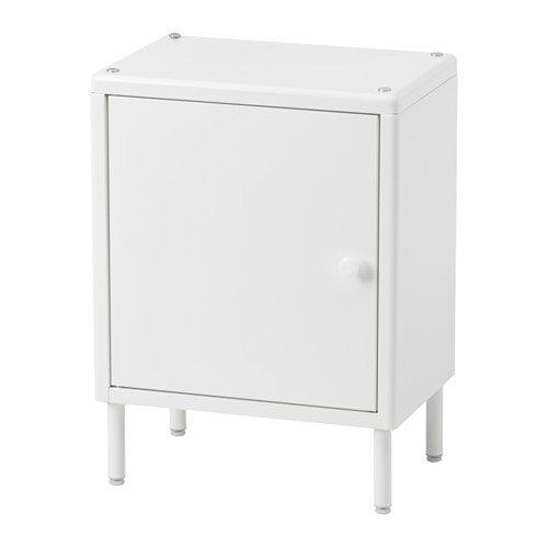 ikeaa - Armario con Puerta, Color Blanco