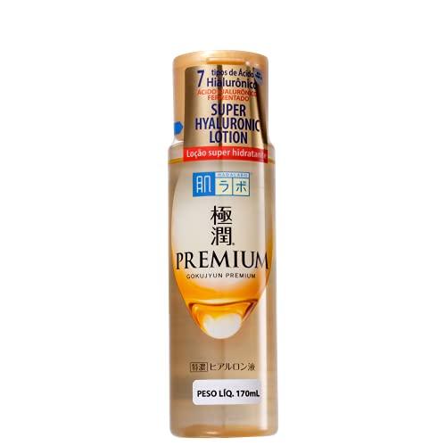 Hada Labo Gokujyun Super Hyaluronic - Loção Hidratante Facial 170ml
