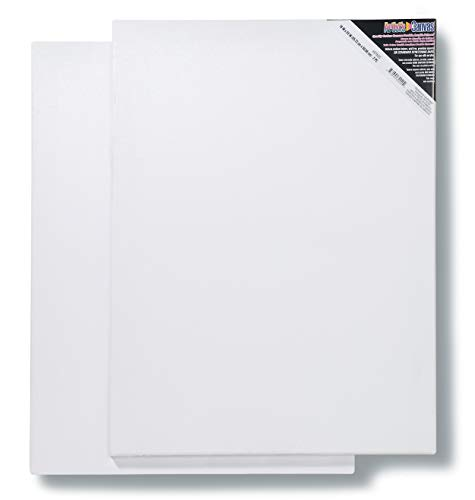 8 X 10 American Educational Products A-A100 Wrapped Artist Canvas
