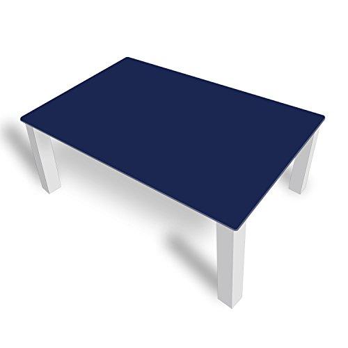 DekoGlas FMK-23-518 Table Basse avec Plateau en Verre 80 x 80 cm 100 x 100 cm 90 x 55 cm 112 x 67 cm 120 x 75 cm
