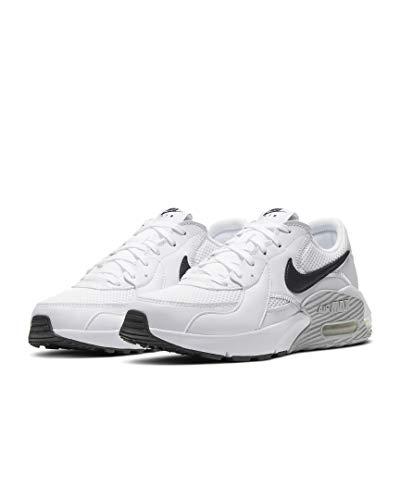 Nike Zapatillas Air Max Excee., color Blanco, talla 45 EU