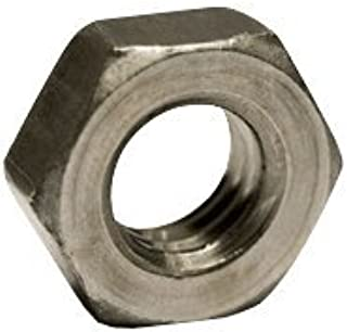 Qty 250 Stainless Steel Hex Machine Screw Nut Small Pattern #5-40