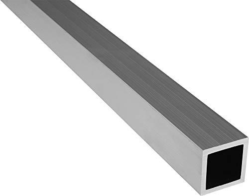 Riggatec Alu-Rohr Vierkant 40x40x4mm Länge 1,0 mtr.