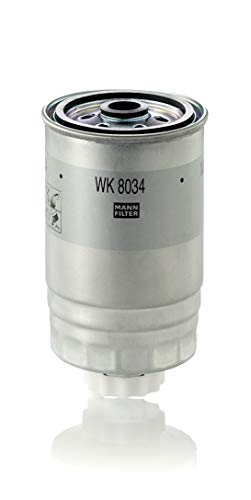MANN-FILTER WK 8034 Filtre à carburant