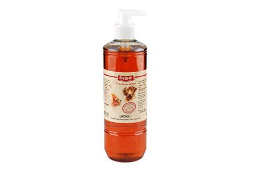 DIBO -  Lachsöl mit Pumpe,